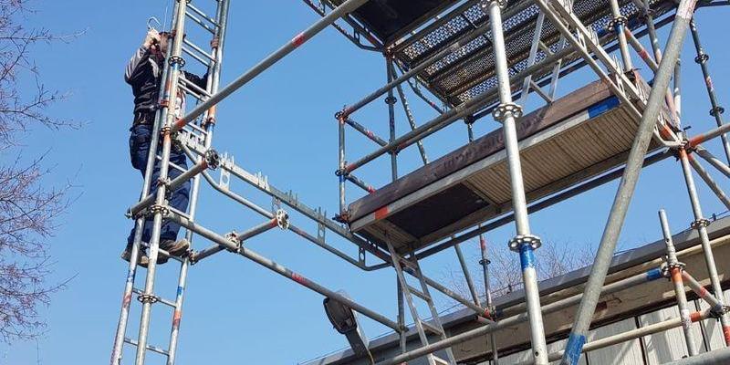 bezpieczna praca na wysokosci